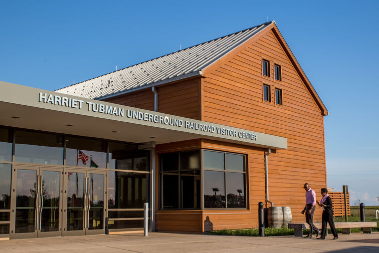 Harriet Tubman Underground Railroad Visitor Center Opens Next Weekend
