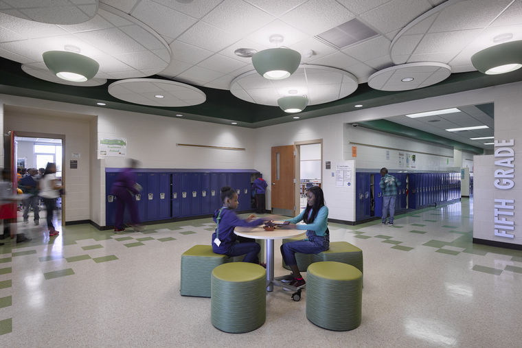 GWWO Nationally Ranked as a Top K-12 Facility Designer