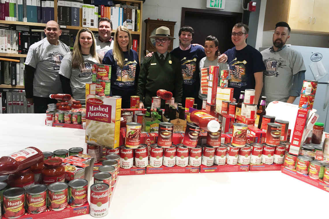 GWWO's Fourth Annual Canned Food Drive