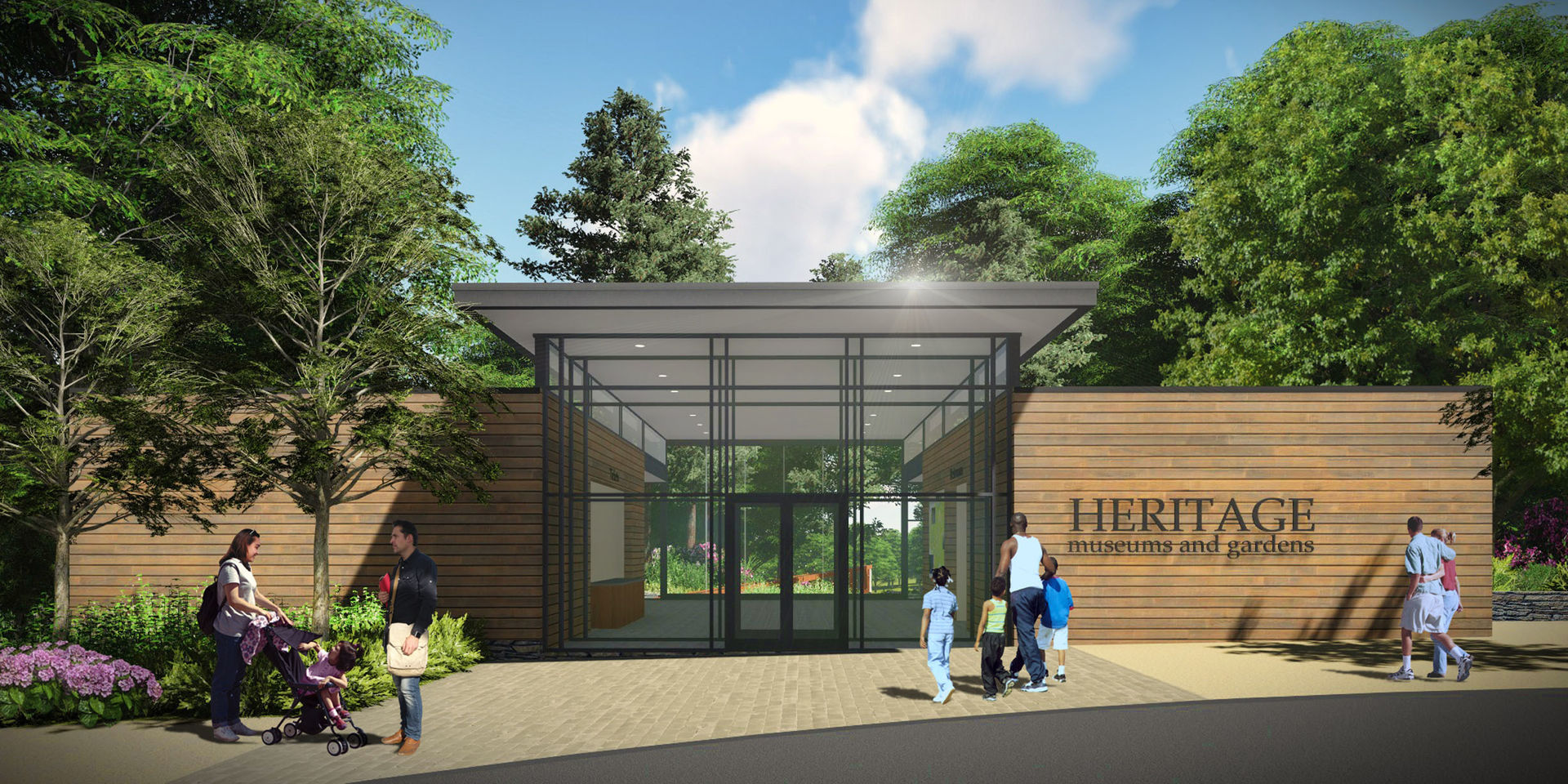 Gwwo Architects Projects Heritage Museums Gardens
