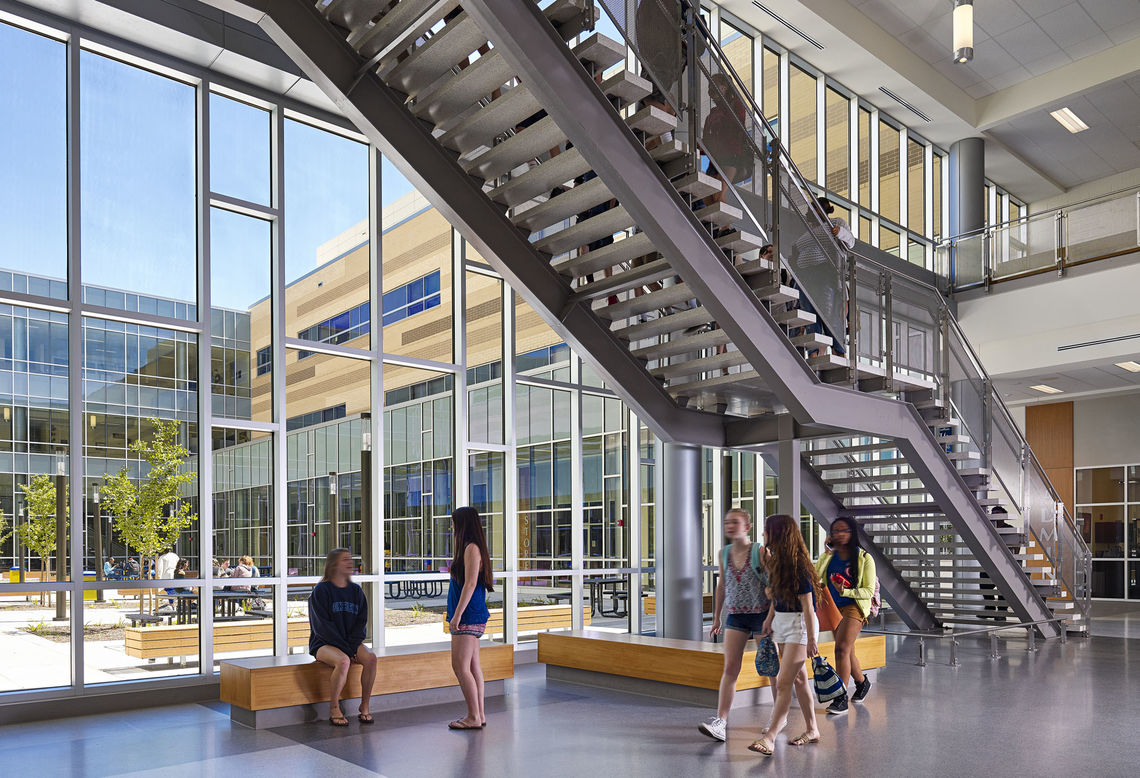 Gwwo Architects News Insights Severna Park High School Receives Aia Design Award