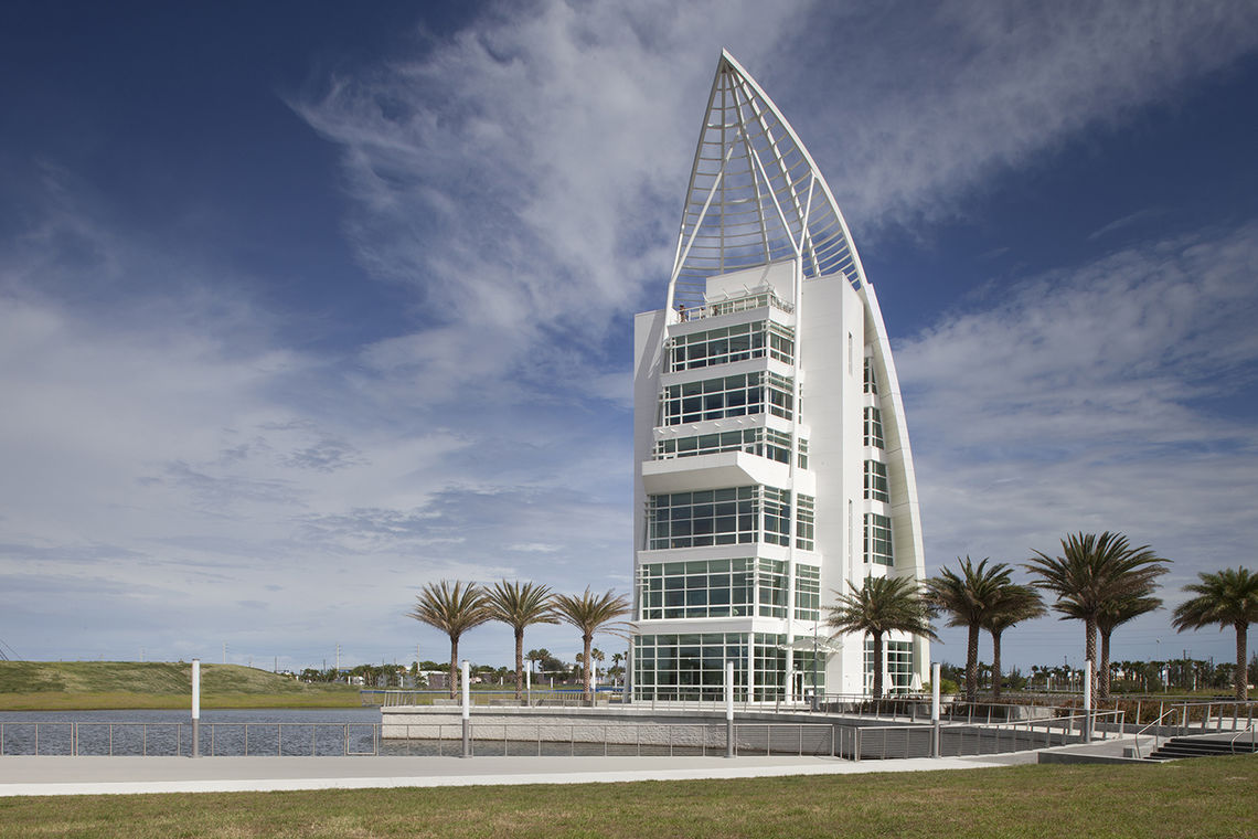 Port Canaveral Exploration Tower Grand Opening