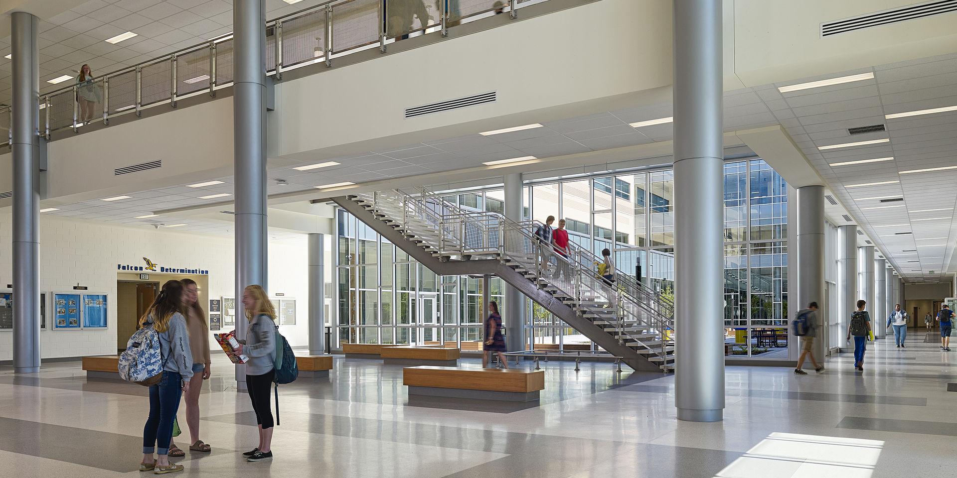 GWWO Architects | Projects | Severna Park High School