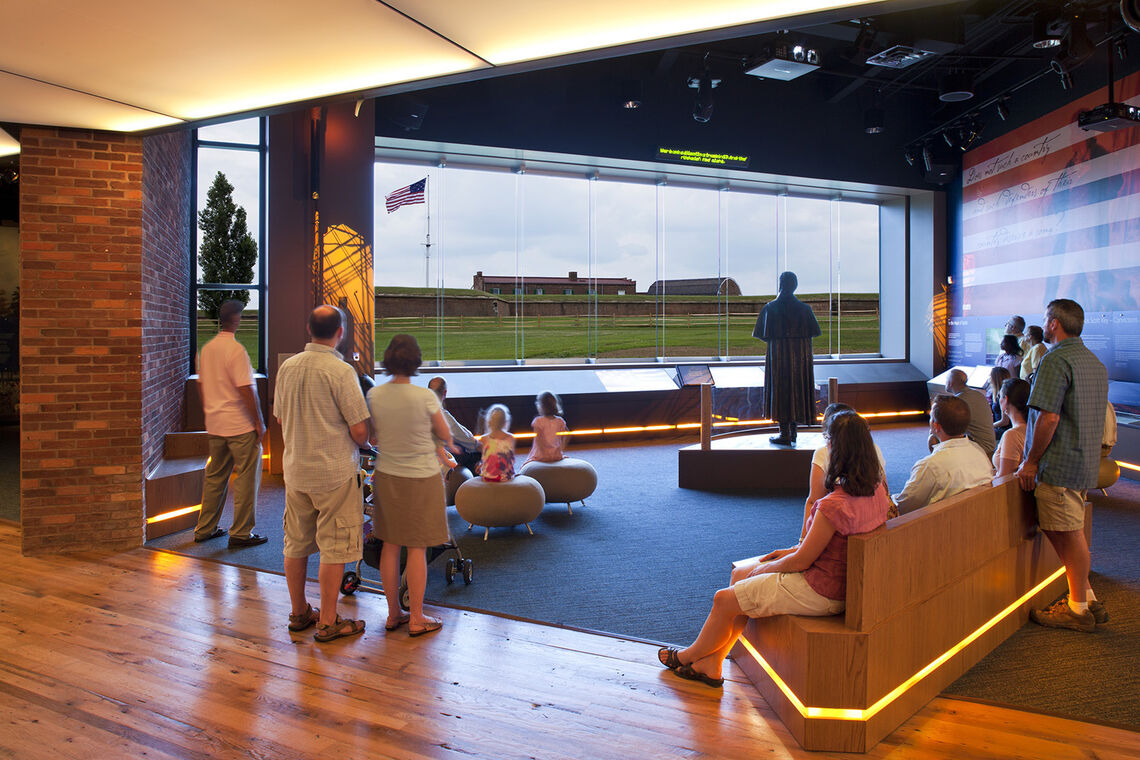 Fort McHenry Visitor Center