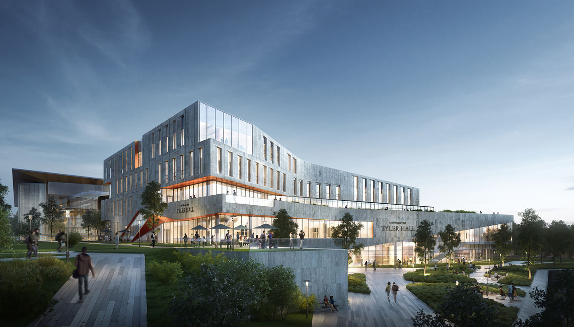 Gwwo Architects Projects Morgan State University