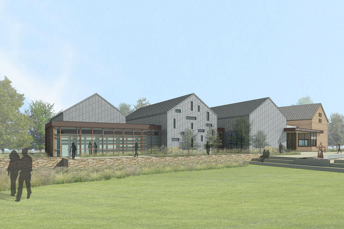 Harriet Tubman Underground Railroad Visitor Center Breaks Ground