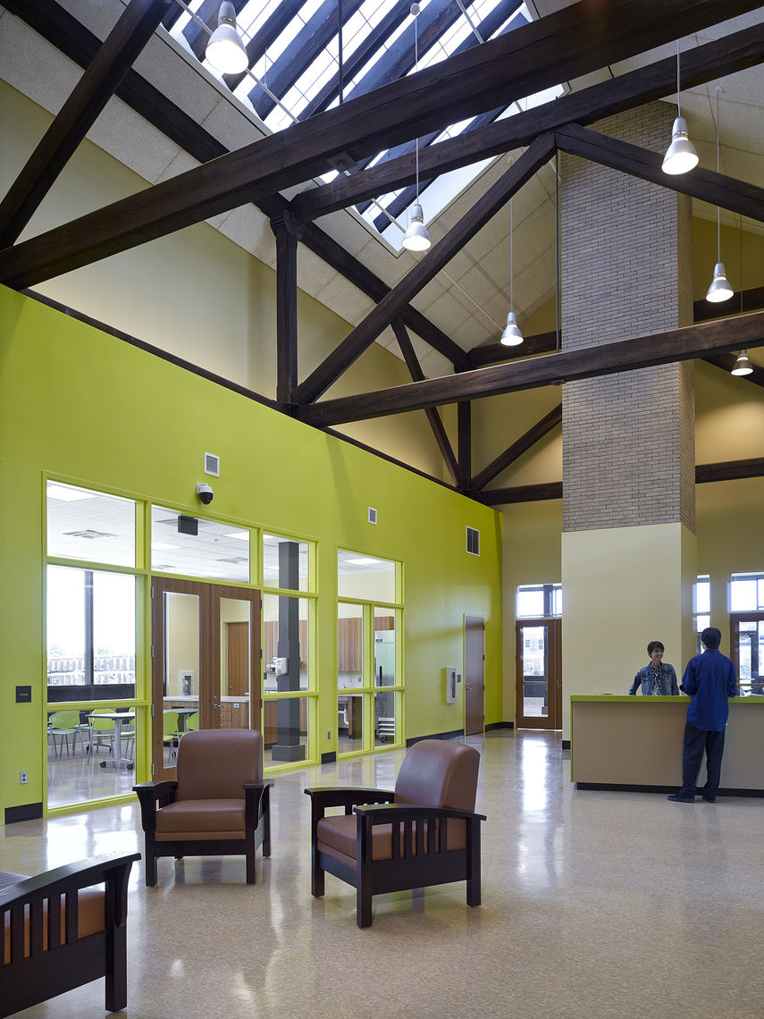 How To Design Spaces For People With >> GWWO, Inc./Architects | News & Insights | Rita Church Community Center Wins Preservation Award