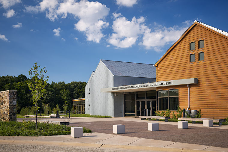 Harriet Tubman Underground Railroad Visitor Center Receives Design Award