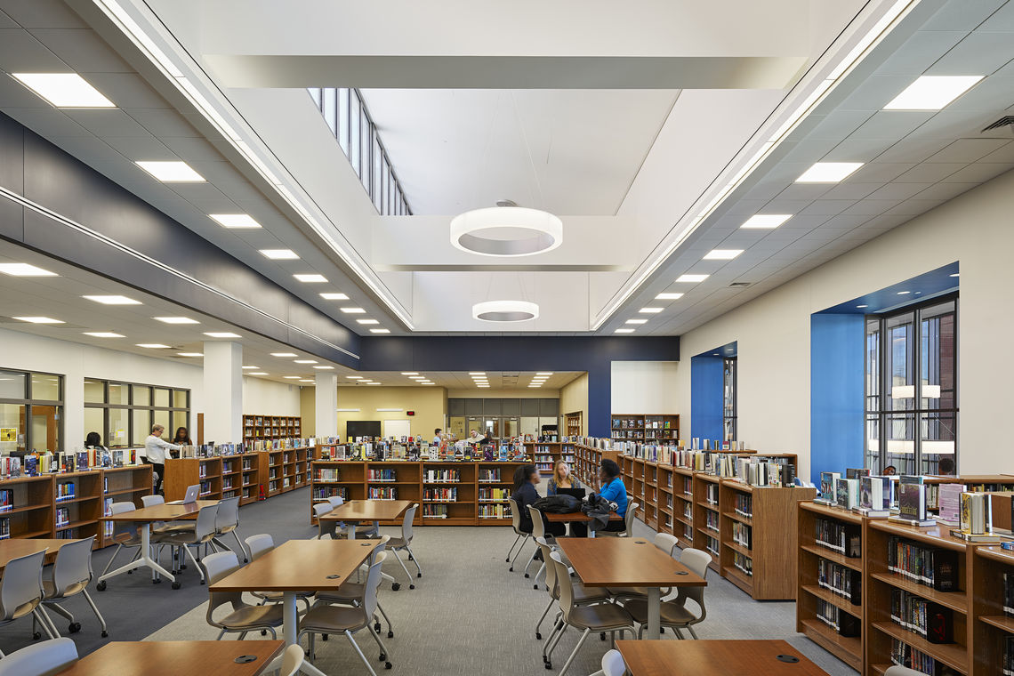 Three New GWWO-Designed Schools Open for the Start of the School Year