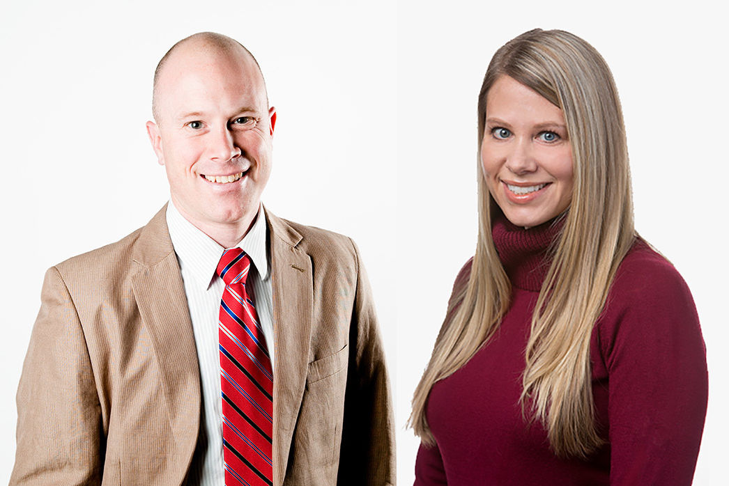 GWWO Promotes Eric Feiss and Gretchen Wagner