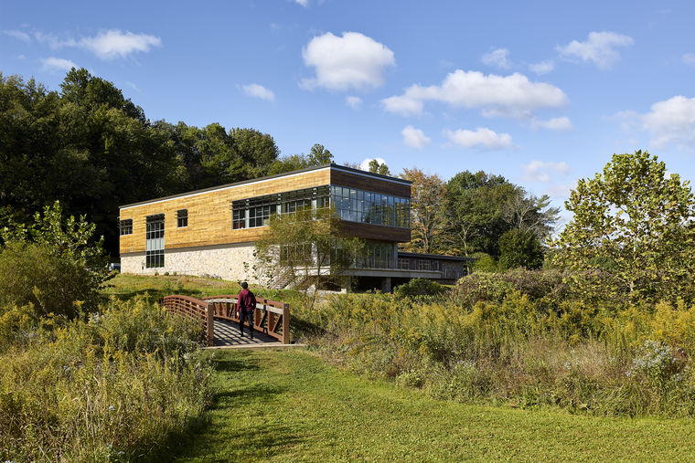 Berks Nature Opens New Environmental Education Center