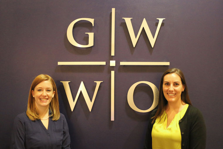 Congratulations to Licensed Architects Amanda Moore and Danielle Peters!