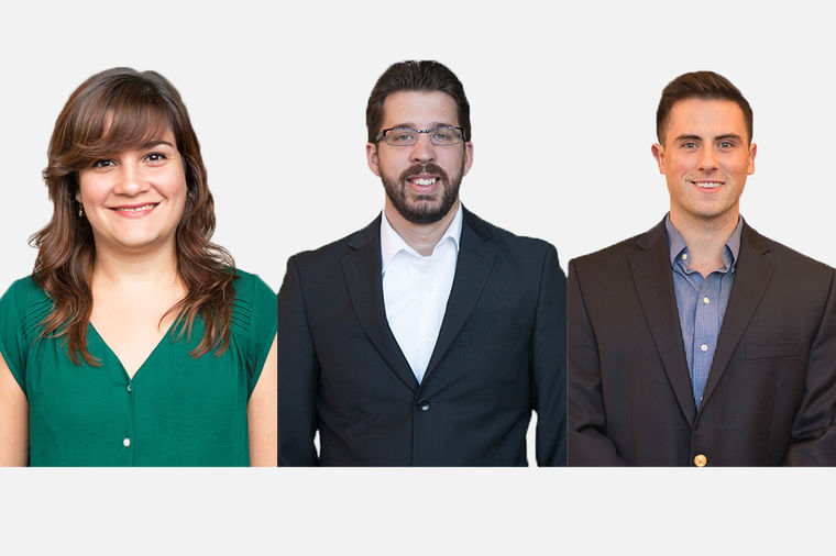 GWWO Welcomes Three New Employees