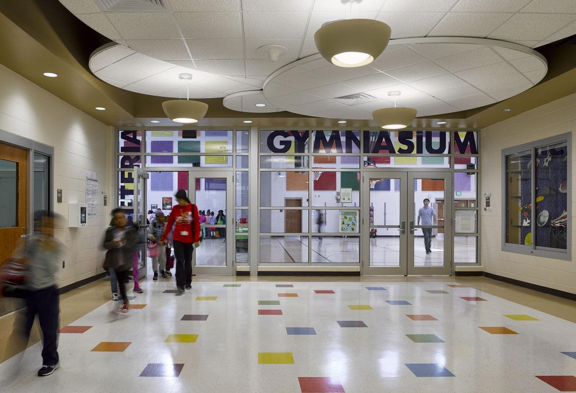 GWWO Architects | Projects | Lyons Mill Elementary School