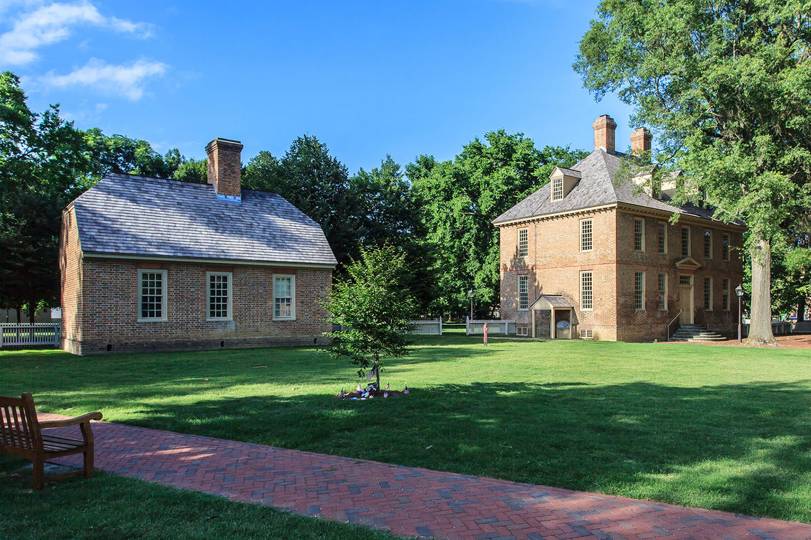 The Brafferton Named Outstanding Preservation Project