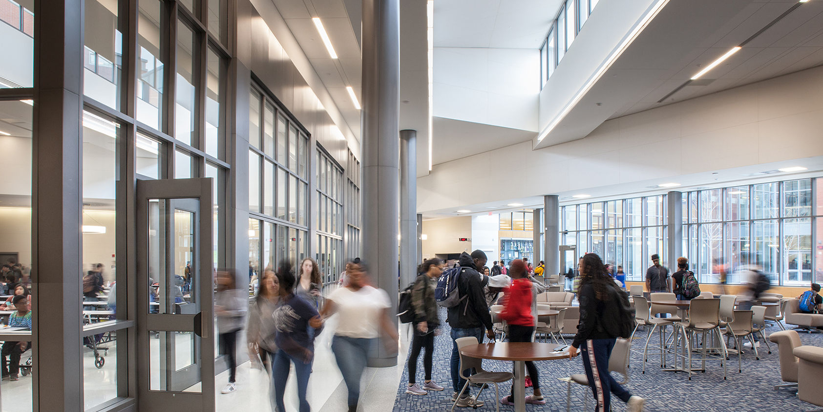 Gwwo Architects Projects Frederick High School