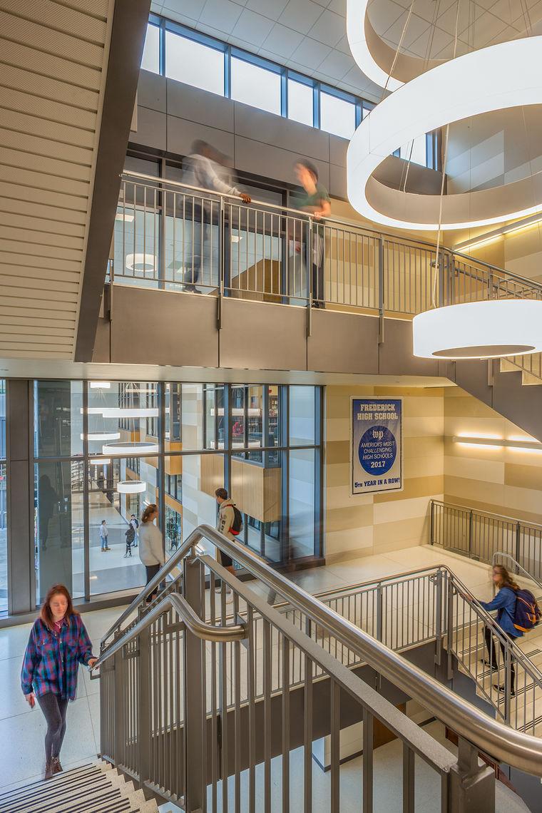 GWWO Architects | Projects | Frederick High School