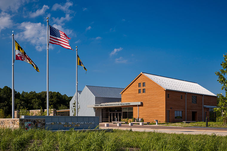 Harriet Tubman Underground Railroad Visitor Center Opens to the Public