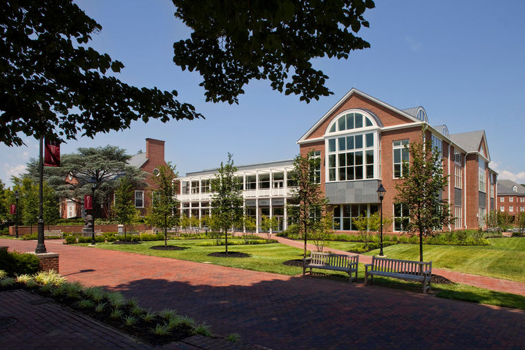 Washington College Hodson Hall Commons