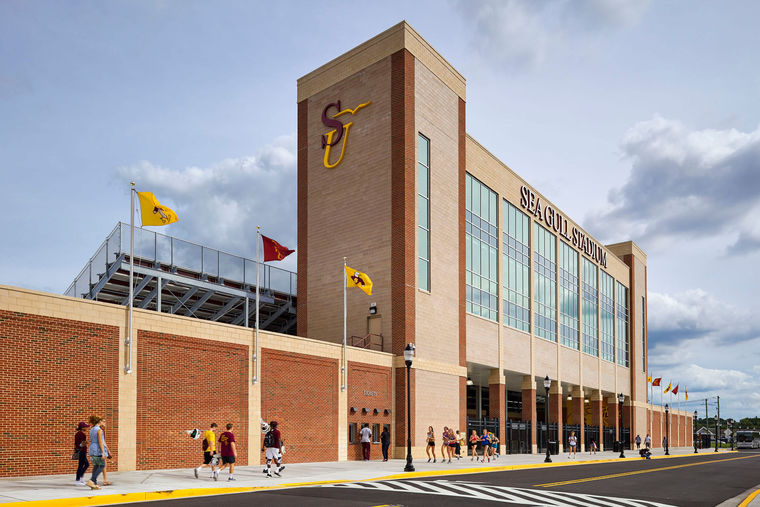 Salisbury University Sea Gull Stadium