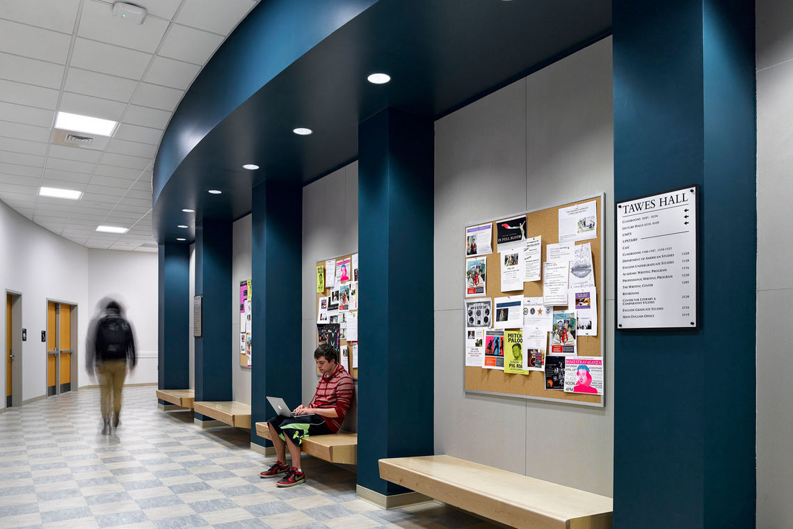 Gwwo architects projects university of maryland - University of maryland interior design ...