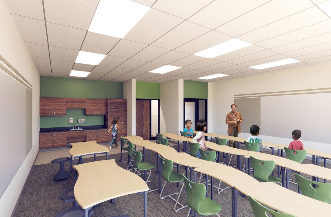GWWO Architects | Projects | Berkshire Elementary School