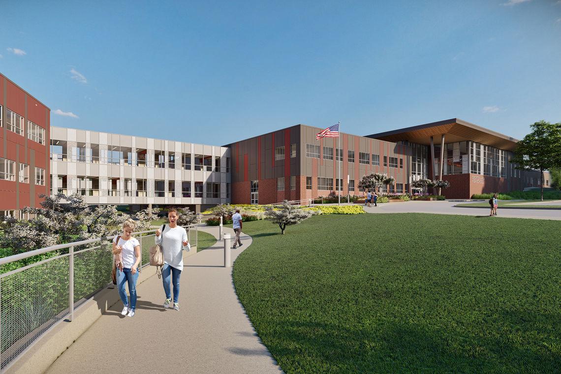 Gwwo Architects Projects Crofton Area High School