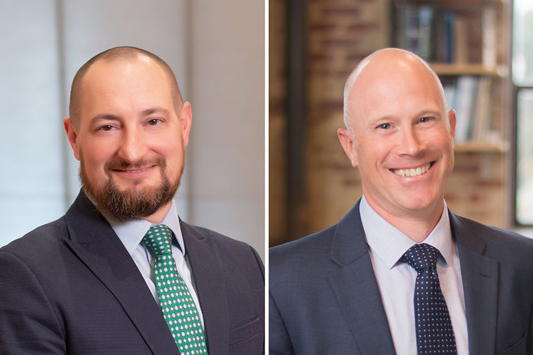 John Gregg and Eric Feiss Are Named Principals of GWWO