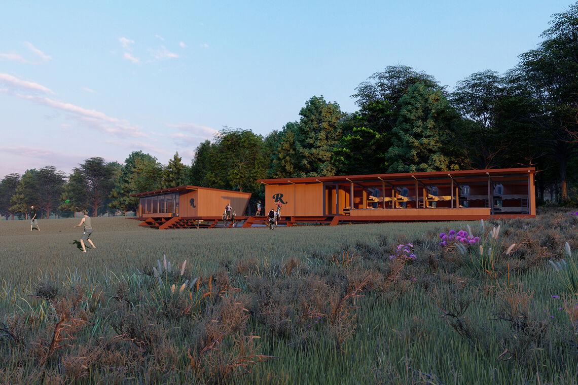 Calling All Nature Seekers: River Mountain Retreat Celebrates Opening Weekend