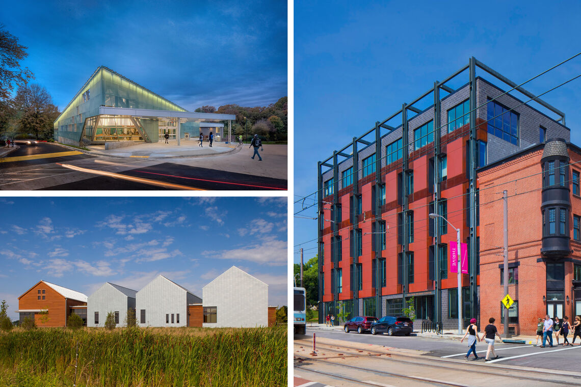 GWWO Designs Recognized by AIA Maryland, AIA Baltimore & AIA Potomac Valley