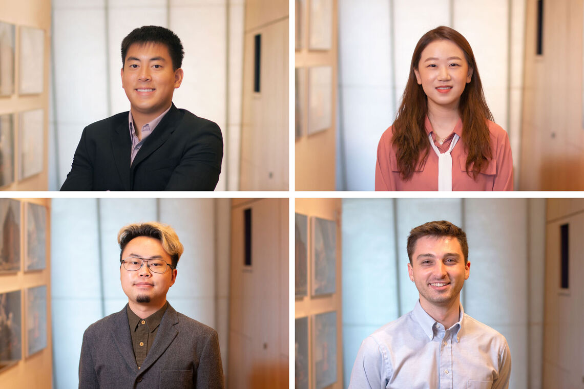 GWWO Welcomes Four New Employees
