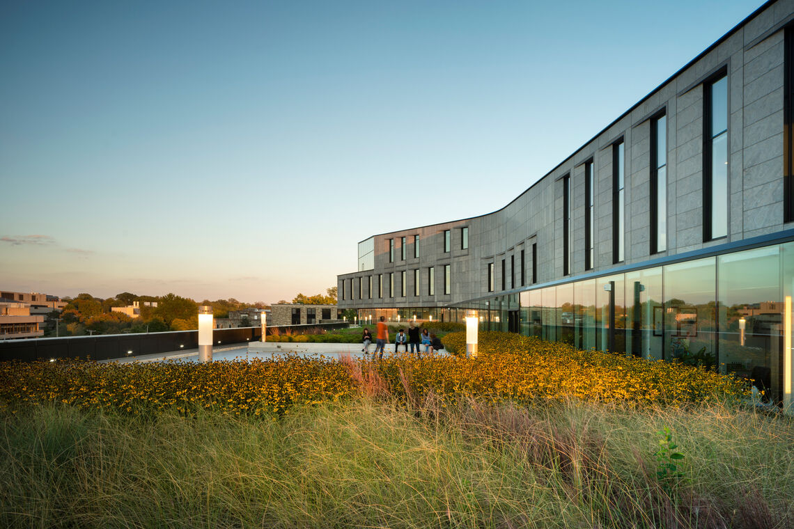 Morgan State University Tyler Hall Achieves LEED Gold Certification